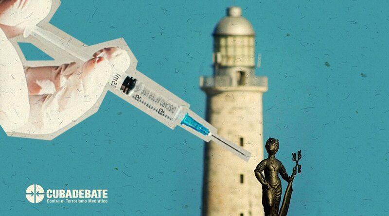 vacunación cuba covid