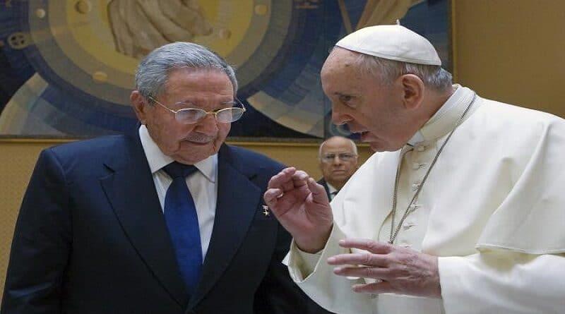 DC, Raul, Papa Francisco