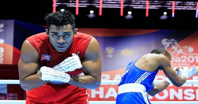 boxeo olimpiada