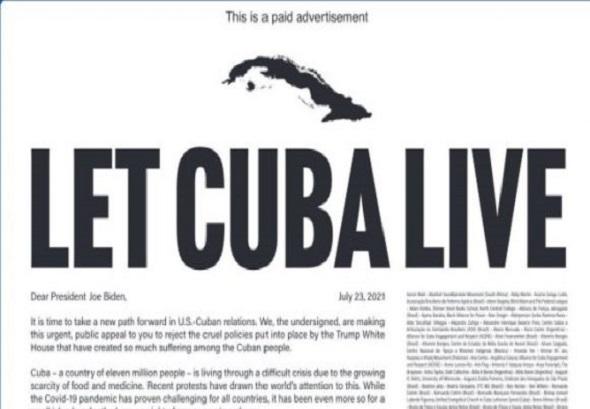 dejen-vivir-a-Cuba-Let-Cuba-