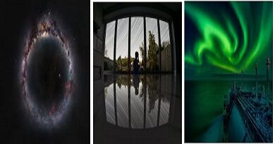"""El impresionante """"anillo de oro"""" o el eclipse solar anular: Las mejores fotos astronómicas del año"""